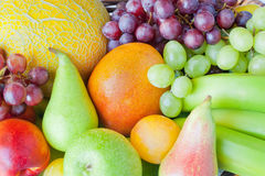 Fresh fruits Stock Photo