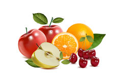 Free Fresh Fruits Royalty Free Stock Images - 27004639