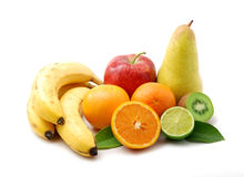 Fresh fruits royalty free stock photography