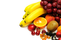 Fresh fruits Royalty Free Stock Image