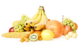 Fresh fruits royalty free stock photos