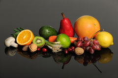 Free Fresh Fruits And Vegetables Stock Photo - 17655990