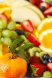 Fresh fruits and berries. Fresh fruits and berries close up stock image