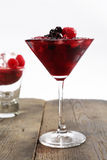 Fresh fruits cocktails royalty free stock photo