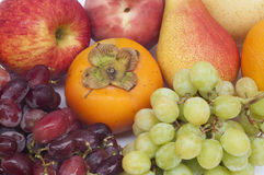 Fresh fruits. Royalty Free Stock Images