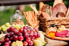 Fresh fruits Royalty Free Stock Photography