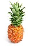 fresh fruits green leaves pineapple 图库摄影
