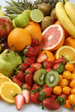 Fresh fruits II stock photos