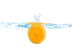 Free Fresh Fruits Immersed In Clear Water Stock Photos - 87032343