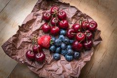 Fresh Fruits Stock Images