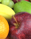 Fresh fruits. Macro image Royalty Free Stock Images