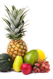 Fresh Fruits and Produce Royalty Free Stock Photography