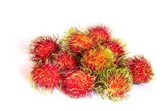 Fresh fruits rambutan Stock Photography