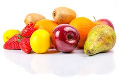 Healthy fruits selection Stock Photography