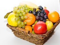 Fresh fruits - Thanksgiving Stock Image