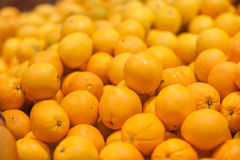 Fresh fruits to sell on the market. Selective focus. Background Stock Photography