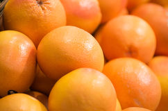 Fresh fruits to sell on the market. Selective focus. Background Stock Images