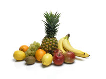Fresh fruits / vitamins Royalty Free Stock Image