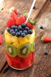 Fresh fruits for your healthy diet or vegan food concept Royalty Free Stock Photo