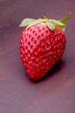 Strawberry summer fruit Stock Images