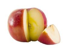 Fresh Fuji Apple stock images