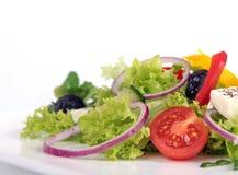 Fresh garden salad Royalty Free Stock Image