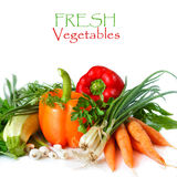 Vegetables. Stock Photo