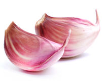 Fresh garlic Royalty Free Stock Photography