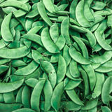 Fresh Geen Broad beans Royalty Free Stock Image