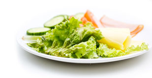 Fresh GI food Stock Photo