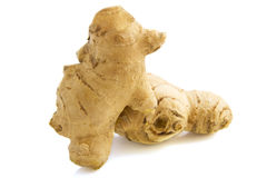 Fresh ginger Royalty Free Stock Images