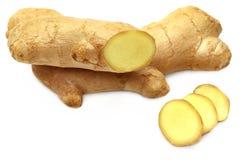 Fresh ginger Royalty Free Stock Image