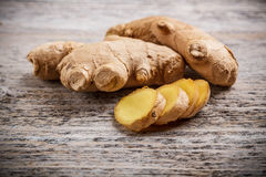 Fresh ginger stock photos