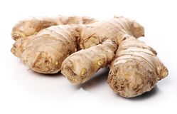 Fresh ginger root Royalty Free Stock Photography
