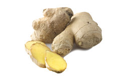 Fresh ginger Royalty Free Stock Image