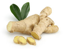 Fresh ginger Stock Photo