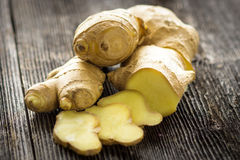 Fresh ginger Royalty Free Stock Photo
