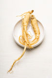 Fresh Ginseng Stock Images