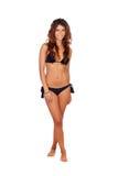 Fresh girl in bikini Royalty Free Stock Photo
