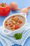 Fresh goulash Stock Photography