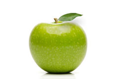 Fresh Granny Smith Apple Royalty Free Stock Image