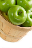 Fresh Granny Smith Apples Stock Photo