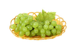 Fresh grape Stock Images