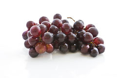 Fresh grape cluster Royalty Free Stock Images