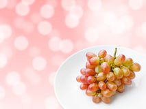 Fresh grape fruit Royalty Free Stock Photos