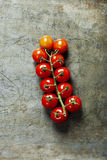 Fresh grape tomatoes Royalty Free Stock Photography