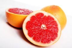 Fresh grapefruit Royalty Free Stock Image