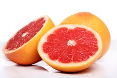Fresh grapefruit Stock Photos