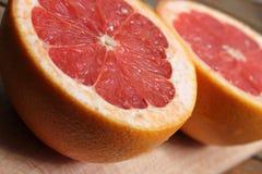 Fresh grapefruit 3 Royalty Free Stock Image