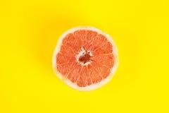 Fresh grapefruit Royalty Free Stock Images